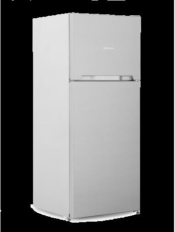 White Point Refrigerator Nofrost 420 liters Silver WPR463S