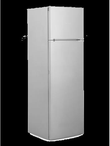 White Point refrigerator defrost 342 liters Silver WPRDF400S