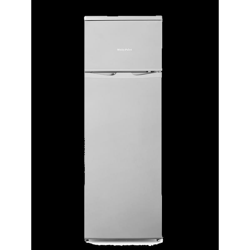 White Point refrigerator Defrost 243 liters Silver WPRDF283S