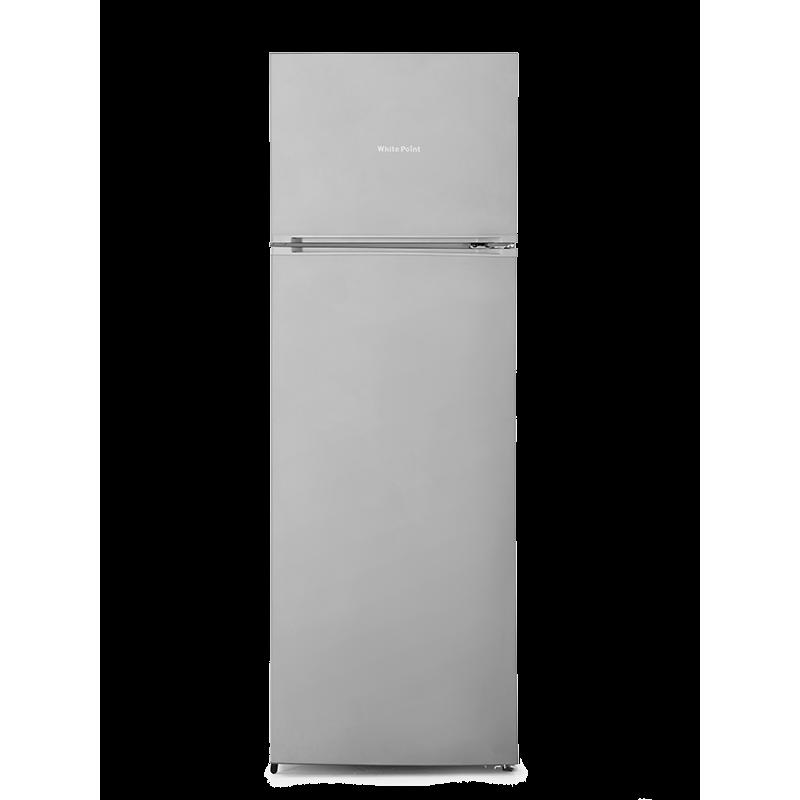 White Point refrigerator defrost 310 liters Silver WPRDF3451S