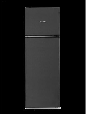 White Point refrigerator Nofrost 341 liters Black  WPR3702B